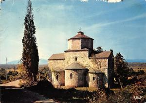 France Ardeche Meridionale Larans L'Eglise Romane Church