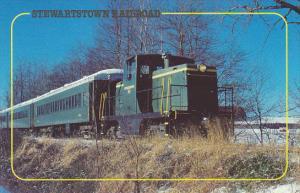 Stweartstown Railroad General Electric Locomotive Number 10