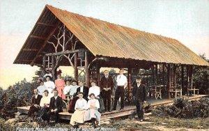 Rustic House Fitchburg, Massachusetts Postcard