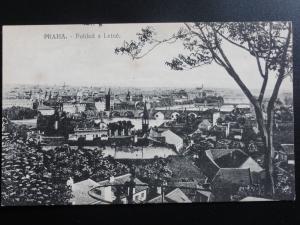 Czech Republic: Prague, PRAHA - Pohled s Letne - Old Postcard Pub by V.K.K.V.