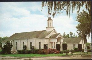 Florida ~ BROOKSVILLE First Presbyterian Church Chrome 1950s-1970s