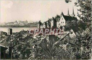 Modern Postcard Neuchatel Le Chateau