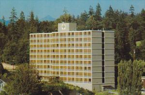 Exterior,  L.J. Christmas Manor,  Coquitiam,  B.C.,  Canada,   40-60s