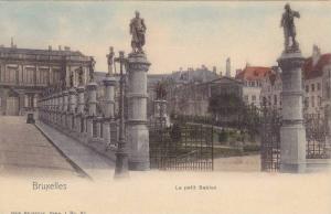 Bruxelles, Le Petit Sablon, Belgium, 00-10s
