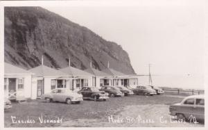 RP: Cabines Vermont , MONT ST PIERRE , Co. Gaspe, Quebec , Canada , 1930s - 40s