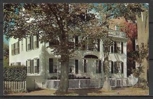 Massachusetts, Nantucket - The Macy Mansion - [MA-269]