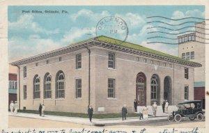 ORLANDO, Florida, PU-1920; Post Office