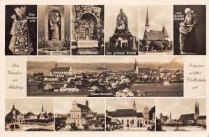 Altoetting multiviews Gnadenaltar Basilika Gnadenaltar Gnadenkapelle Kapell