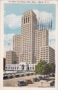 New York Albany New York State Office Building 1932
