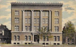 Indiana Indianapolis Y W C A Building