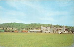 Guion Arkansas~Silica Products Company @ White River Valley~Info on Bk~19560s