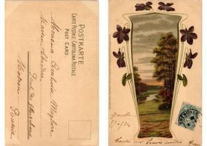 CPA Stimmungs-Landschaften Meissner & Buch Litho Serie 1228 (730600)