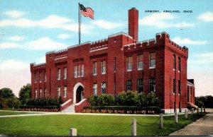 Ohio Ashland The Armory 1948