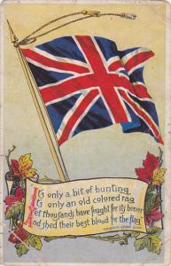 Poem by Frederick George Scott, British Flag, Autumn leaves, 00-10s