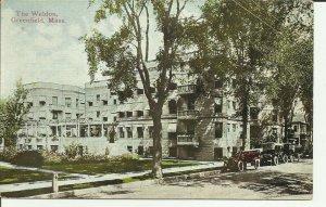 Greenfield,Mass., The Weldon    Hotel