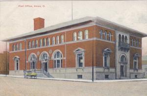 Post Office, AKRON, Ohio, 1900-1910s