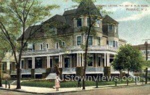 Lodge No 387 in Passaic, New Jersey