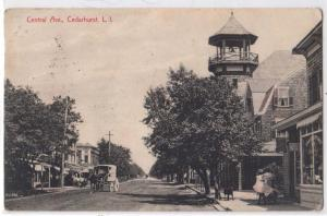Cedarhurst LI - Central Ave