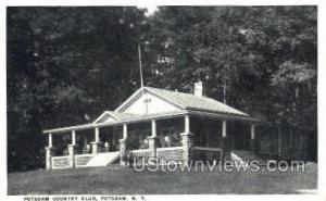 Potsdam Country Club Potsdam NY Unused
