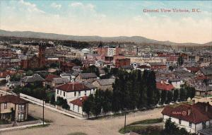 VICTORIA, British Columbia, Canada, 1900-1910´s; General View