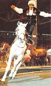 Cossack Riding Ringling Brothers Circus Unused