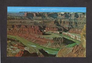 UT Dead Horse Point State Park Colorado River Moab Utah Postcard
