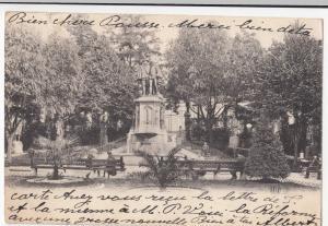 Belgium; Unknown Park PPC, 1902 To Pousse Hazelgrove, Markham St, London