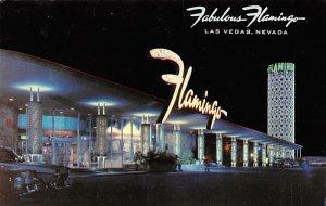 Casino, Las Vegas Post Card Flamingo Las Vegas, NV., USA Unused