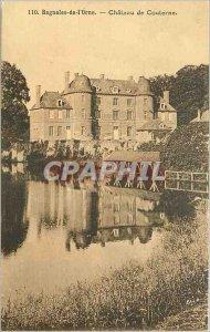Old Postcard CARS-DE-ORNE Ch�teau Couterne