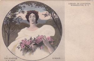 Washington, DC , 00-10s ; Library of Congress, The Seasons : SUMMER