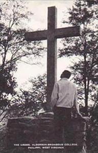 West Virginia Philippi The Cross Alderson Broadus College Artvue