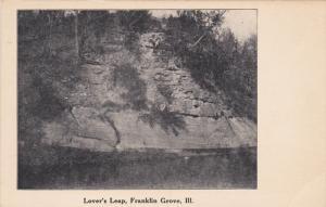 Lover's Leap, Franklin Grove, Illinois, 1900-1910s