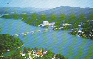 Arkansas Hot Springs Lake Hamilton Bridge