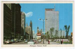 Chicago, Michigan Avenue North