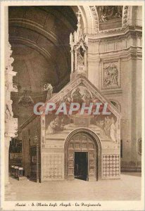 Modern Postcard Assisi Santa Maria dei Angeli The Poeziuncola