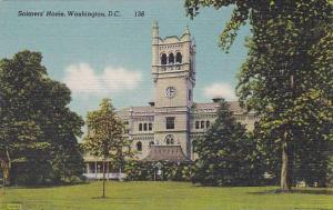 Washington DC Soldiers Home