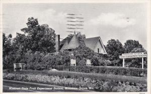 Missouri State Fruit Experiment Station, MOUNTAIN GROVE, Missouri, PU-1945