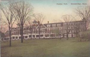 Massachusetts Stockbridge Heaton Hall