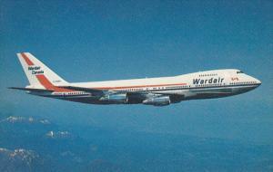 Wardair Canada Boeing 747