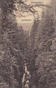 Riesengebirge, Zackelklamm, Czech Republic, 1900-1910s