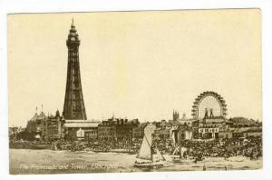 The Promenade & Tower, Blackpool, Lancashire, England, United Kingdom, 1900-1...