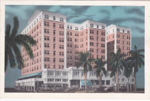 MIAMI, Florida; The McAllister, Miami's Biggest Hotel, PU-1952