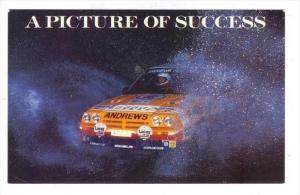 Opel Manta 400 race car, Einner 1985 Shell Oil RAC British Open Rally Race