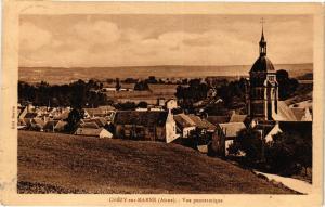 CPA CHEZY-sur-MARNE Vue panoramique (158177)