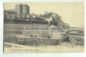 tp9577 - Kent - Bleak House, Beach & Jetty, at Broadstairs - postcard