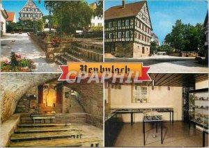 Postcard Modern Neubulach