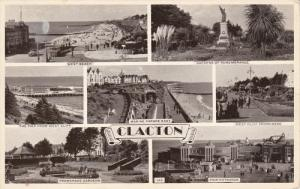 7-Views of CLACTON, Essex, England, United Kingdom, PU-1954