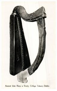 Ireland Anceint Harp