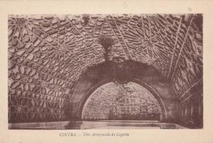 Teto Arlezonado Da Capella, Cintra, Portugal, 1900-1910s