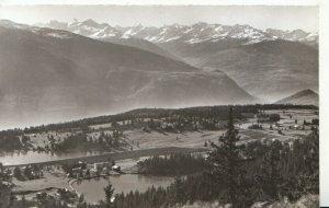 Switzerland Postcard - Le Plateau De Montana - Crans, 1500m - Ref TZ7635